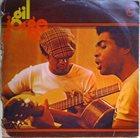 GILBERTO GIL Gilberto Gil & Jorge Ben : Gil & Jorge (aka Xangô Ogum) album cover