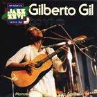 GILBERTO GIL Ao Vivo : Montreux Jazz Festival album cover