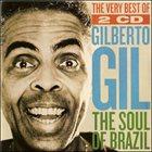 GILBERTO GIL The Soul of Brazil album cover