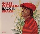 GILLES PETERSON Back In Brazil album cover