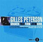 GILLES PETERSON Broken Folk Funk Latin Soul album cover