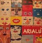 GIORGIO GASLINI Arialu Disco Spettacolo album cover