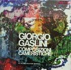 GIORGIO GASLINI Composizioni Cameristiche album cover