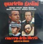 GIORGIO GASLINI Concerto Della Liberta' Universo Donna album cover