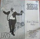 GIORGIO GASLINI New Orleans Suite album cover
