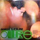 GIORGIO GASLINI Oltre album cover