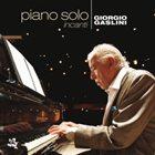 GIORGIO GASLINI Piano Solo album cover