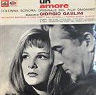 GIORGIO GASLINI Un amore album cover