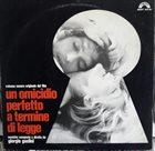 GIORGIO GASLINI Un Omicidio Perfetto A Termine Di Legge album cover