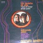 GIORGIO GASLINI Un Quarto Di Vita album cover