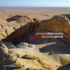 GIOVANNI DI DOMENICO Ghibli (with Alexandra Grimal) album cover
