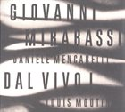 GIOVANNI MIRABASSI Dal Vivo album cover