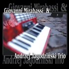 GIOVANNI MIRABASSI Giovanni Mirabassi & Andrzej Jagodzinski Trio album cover