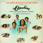 GLADYS KNIGHT Gladys Knight & The Pips , Curtis Mayfield ‎: Claudine album cover