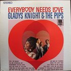 GLADYS KNIGHT Gladys Knight & The Pips : Everybody Needs Love album cover