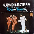 GLADYS KNIGHT Gladys Knight & The Pips : Feelin' Bluesy album cover
