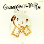 GLADYS KNIGHT Gladys Knight & The Pips : Imagination album cover
