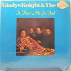 GLADYS KNIGHT Gladys Knight & The Pips : It Hurt Me So Bad (aka Early Hits aka Flying High) album cover