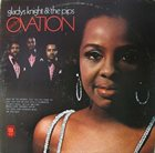 GLADYS KNIGHT Gladys Knight & The Pips : Standing Ovation album cover