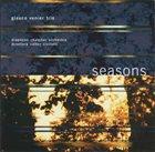 GLAUCO VENIER Glauco Venier Trio : Seasons album cover