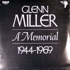 GLENN MILLER A Memorial: 1944-1969 album cover