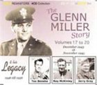 GLENN MILLER The Glenn Miller Story, Volume 17- 20 album cover