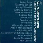 GLOBE UNITY ORCHESTRA Baden-Baden '75 album cover