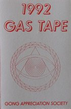 GONG 1992 GAS Tape album cover