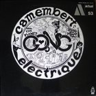 GONG — Camembert Electrique album cover