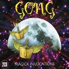 GONG Magick Invocations album cover