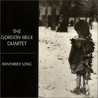 GORDON BECK November Song album cover