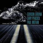 GORDON GRDINA Gordon Grdina / Gary Peacock / Paul Motian : Think Like The Waves album cover