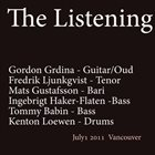 GORDON GRDINA Gordon Grdina's Nordic Sextet : The Listening album cover