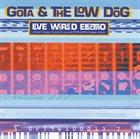 GOTA YASHIKI Live Wired Electro album cover