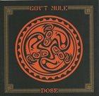 GOV'T MULE Dose album cover