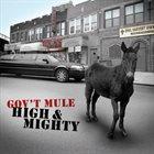 GOV'T MULE High & Mighty album cover