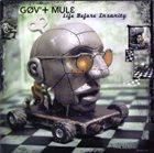 GOV'T MULE Life Before Insanity album cover