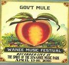 GOV'T MULE Live At 2016 Wanee Festival album cover