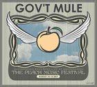 GOV'T MULE Live At 2017 Peach Music Festival album cover