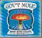 GOV'T MULE Live At 2017 Wanee Festival album cover
