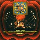 GOV'T MULE LIVE...With A Little Help From Our Friends Volume 2 album cover