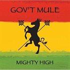 GOV'T MULE Mighty High album cover