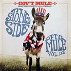 GOV'T MULE Stoned Side of the Mule Vol. 1 & 2 album cover