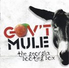 GOV'T MULE The Georgia Bootleg Box album cover