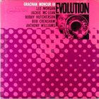 GRACHAN MONCUR III Evolution album cover