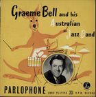 GRAEME BELL Graeme Bell And His Australian Jazz Band album cover