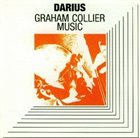 GRAHAM COLLIER Darius Album Cover