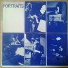 GRAHAM COLLIER Portraits album cover