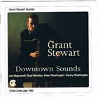 GRANT STEWART Downtown Sounds album cover
