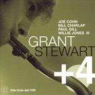 GRANT STEWART Grant Stewart + 4 album cover